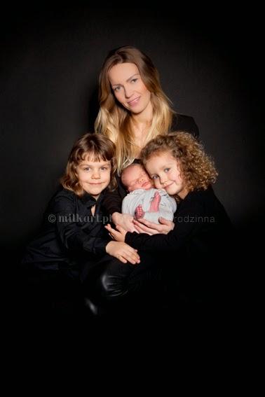 Sesje zdjęciowa niemowlaków, fotografia rodzinna, zdjęcia rodzin, studio fotograficzne Poznań
