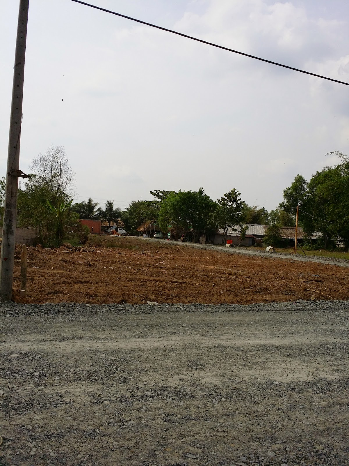 Đất nền ngay vòng xoay Phú Hữu đường vào biệt thự (ảnh 9)