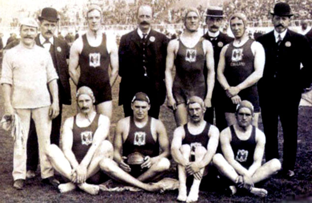 1908+Olympic+Team+with+George+W+Hearn Liberty Elm Diner – Providence, RI – As Gay and Lesbian Friendly as it Gets!