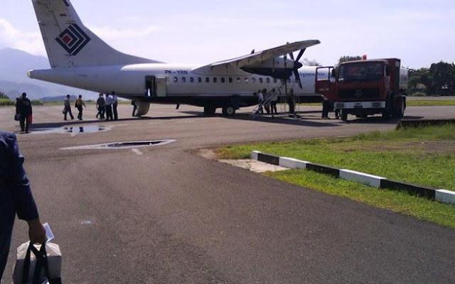 Avião Trigana Air que desapareceu domingo foi encontrado