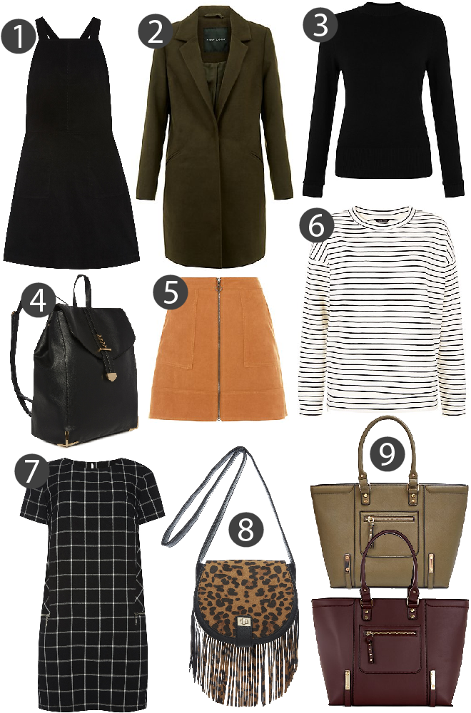 Autumn / Winter 2015 Clothing Wishlist