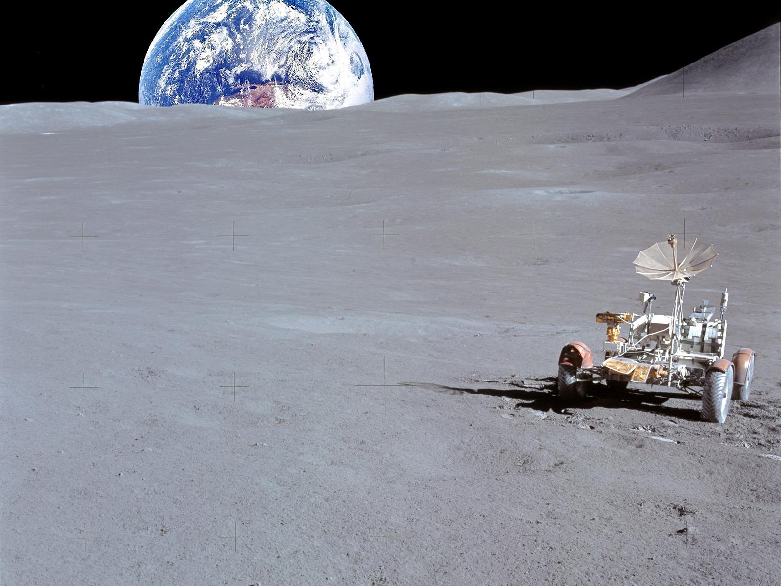 Тайная миссия аполлона 17 на луну