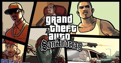 Free Download Softwares: GTA San Andreas English Language