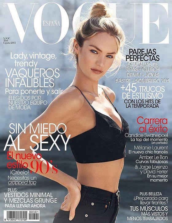 vogue españa abril 2013