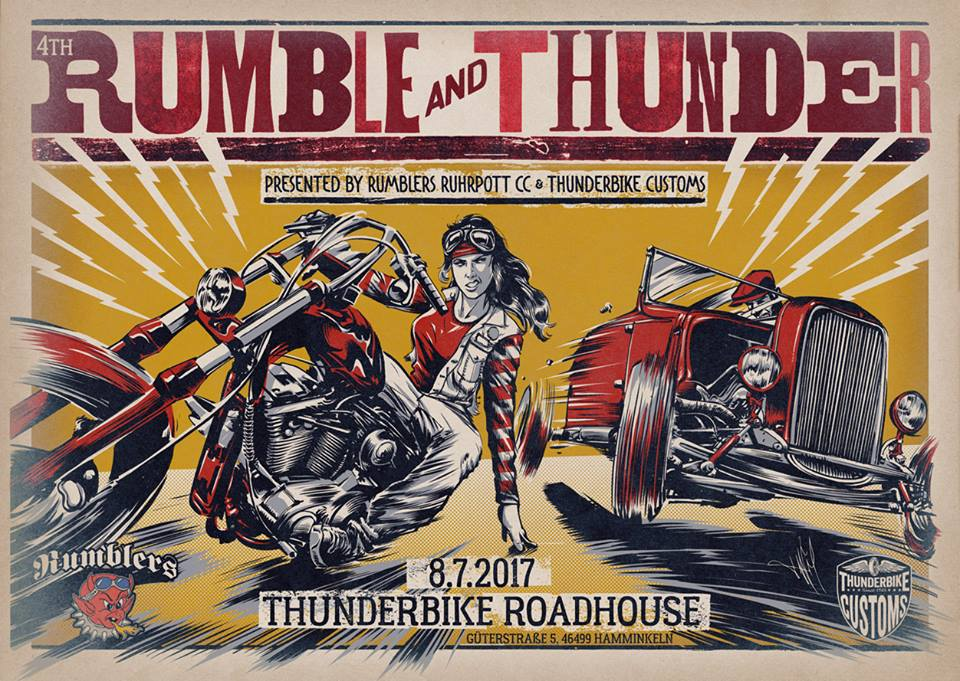 Rumble & Thunder 2017