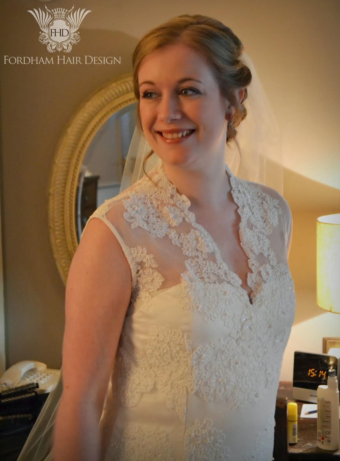 Wonderful Winter Cotswold Wedding