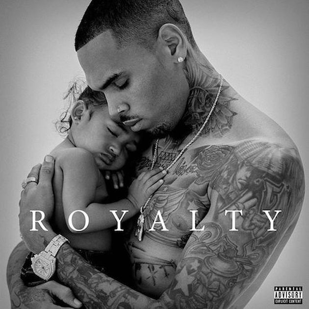 Chris Brown - Little More (Royalty)