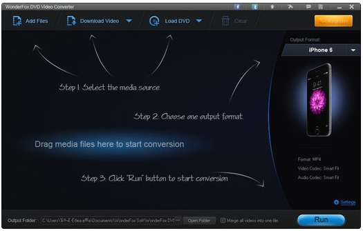 WonderFox DVD Video Converter v8.6