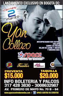 ► Yan Collazo En Bogotá