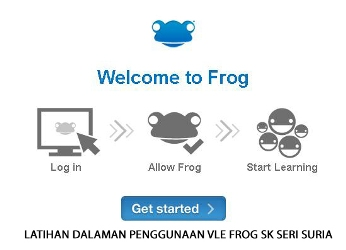 apa dia frog vle the frog virtual learning environment vle adalah satu