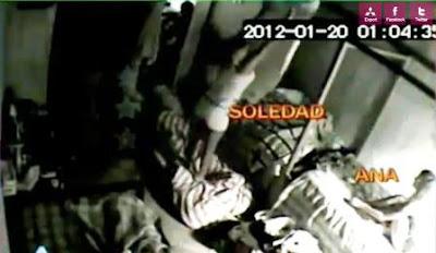 El video de Clara Douradinha y Federico Baldino.
