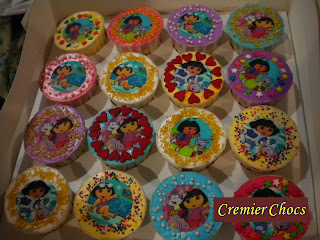 Cupcake with Edible Image