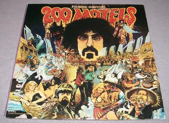 7welker7 Com 200 Motels Original United Artists