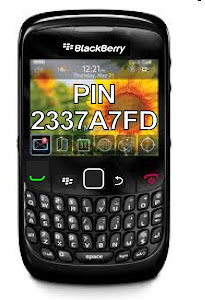 Akses Blackberry