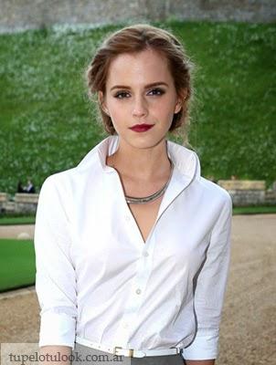 peinados 2014-2015 Emma Watson