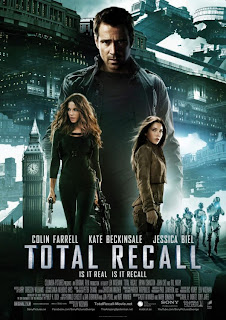 'Total Recall' movie review: Interesting update of a sci-fi classic