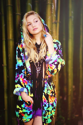 Olivia Holt looks stunning beauty for Disfunkshion Magazine Summer 2014 photo shoot