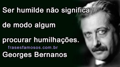 Frases de Georges Bernanos