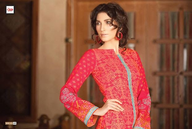 Lakhany Kurtis Collection for Winter