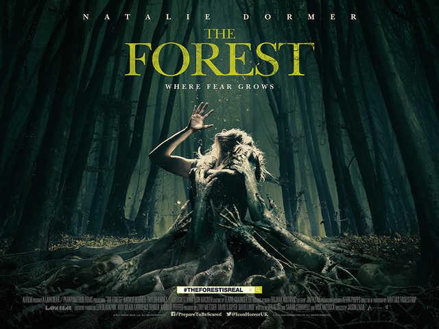 Nuevo póster y tráiler internacional de 'El bosque de los suicidios' ('The forest')