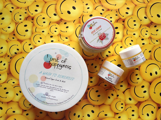 Burst of Happyness Product Reviews Price Details Where to Buy