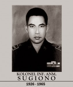 Kolonel Anumerta R. Sugiyono