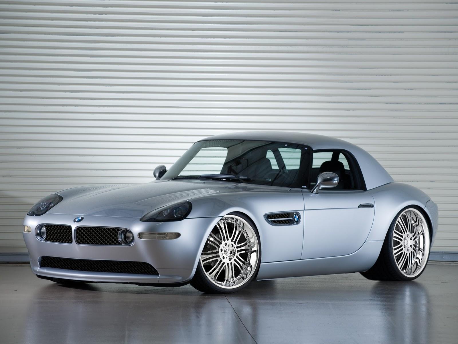 Z07 >> BMW 635: 1999 - 2003 BMW Z8