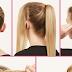 Ballerina Bun Updos For Long Hair - Hairstyle Tutorial