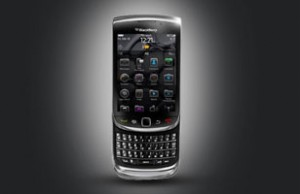 Get a chance to win Blackberry Torch 9800