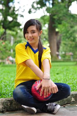 Cùng ngắm bộ ảnh gái xinh 64 tỉnh - Xứ Nghệ
