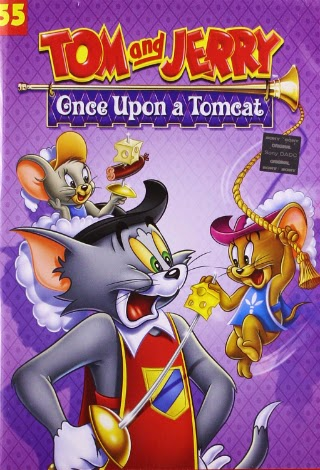 Tom & Jerry: Once Upon A Tomcat [2014] [DVD5] [Latino]