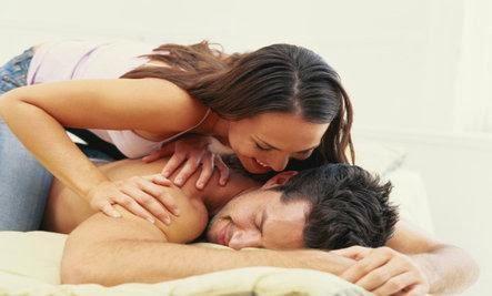 Sacred Sex - man woman girl guy kissing make out love
