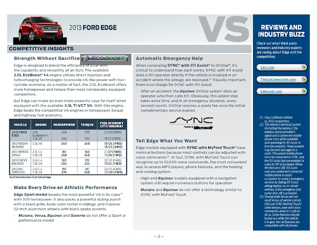 Torque, Horsepower and Fuel Economy