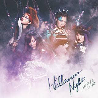 AKB48 ハロウィン・ナイト ジャケット Halloween Night Cover Regular C