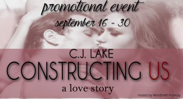 {Excerpt+Fun Facts+Giveaway} Constructing Us by C.J. Lake @brightbluesurf @wordsmithpublic