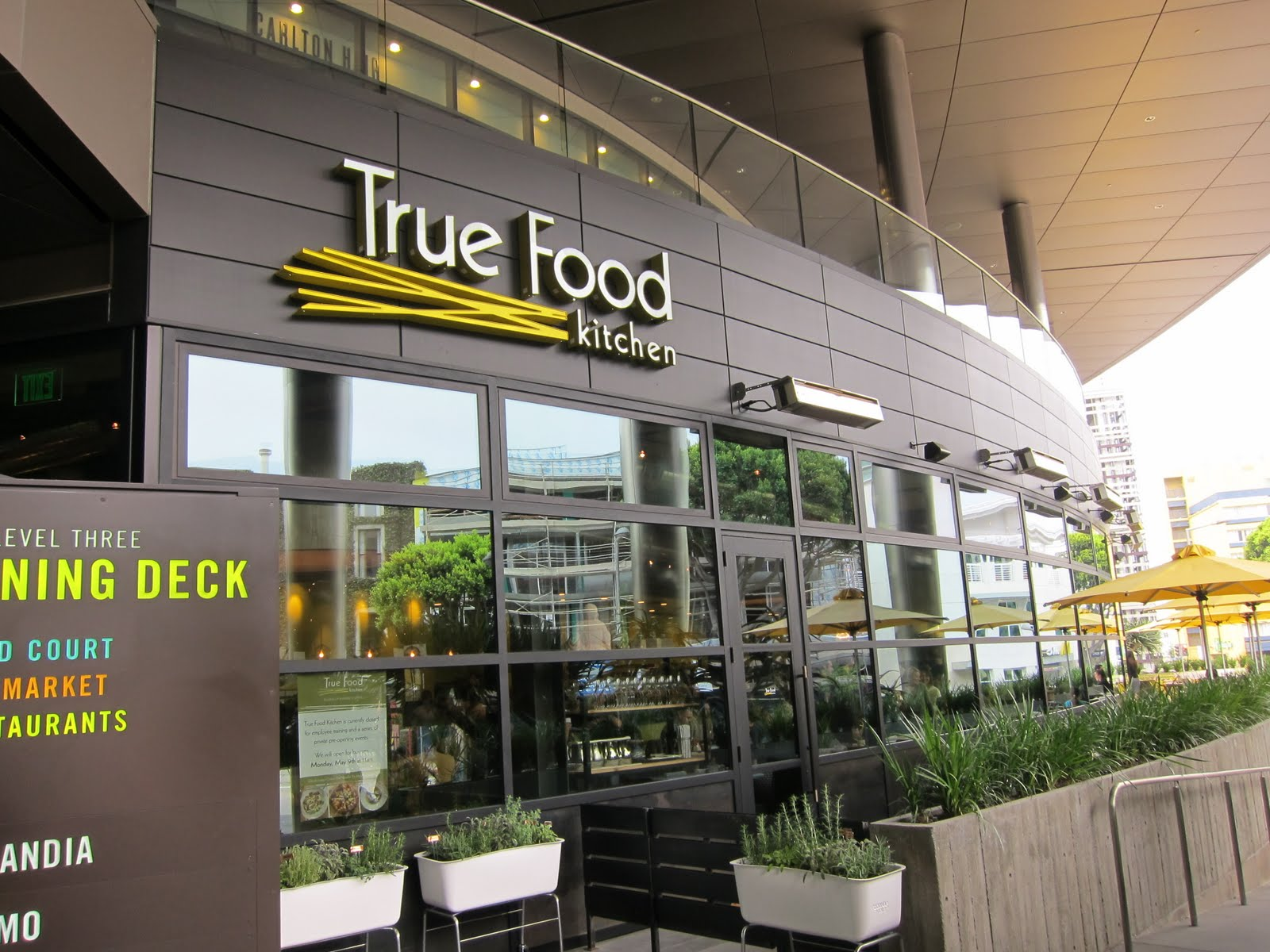 True Food Kitchen Design gourmet pigs: true food kitchen (santa monica, ca)