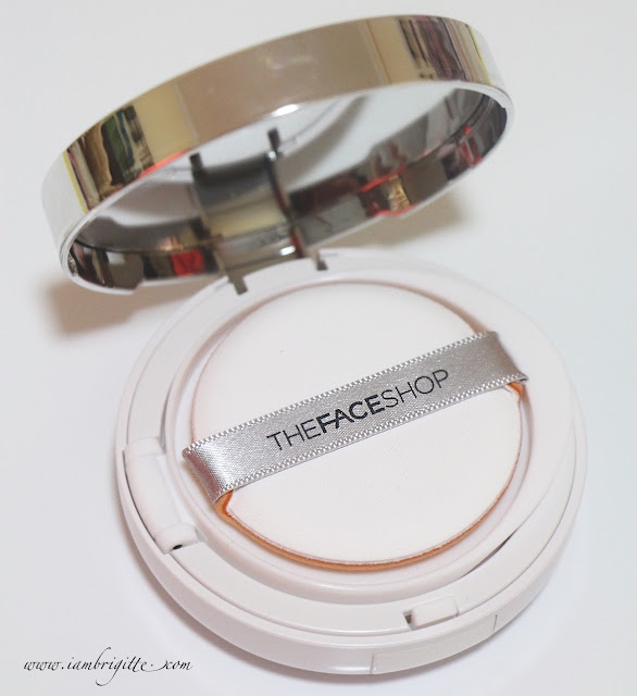 The Face Shop Oil Control Water Cushion Foundation
