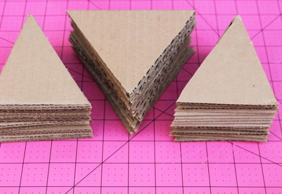 Как сделать ежедневник из картона