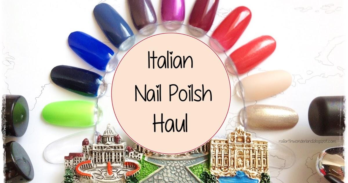 Outstanding Italian Nail Design Festooning - Nail Paint Design Ideas ...