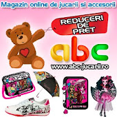 Magazin online de jucarii si accesorii