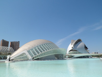 City of arts and sciences Valencia, Spain
