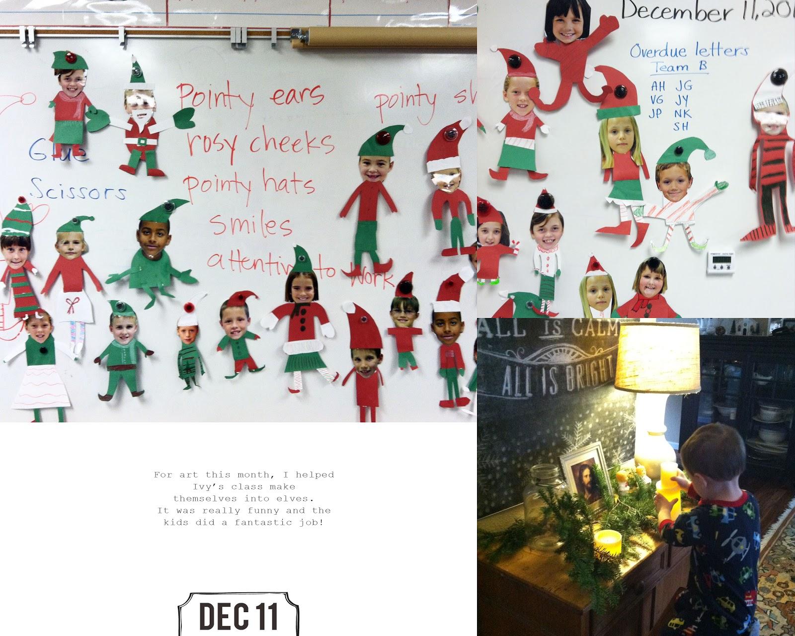 Elf Yourself Template   New Calendar Template Site