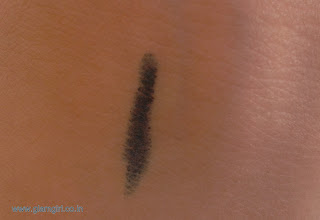 FACES LONG WEAR EYE PENCIL IN TURQUOISE BLUE REVIEW