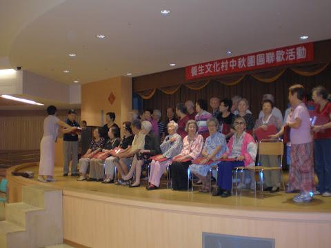 失智症日演唱前彩排(2011/9/16)