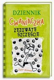 http://lubimyczytac.pl/ksiazka/213673/dziennik-cwaniaczka-zezowate-szczescie