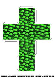 Crear bloque minecraft de hojas