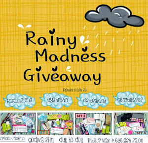 Rainy Madness Collab Giveaway!