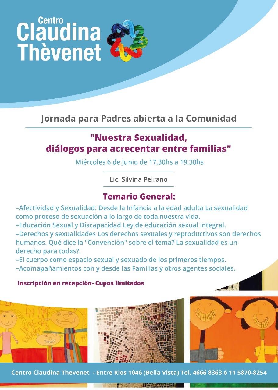 JORNADA para FAMILIAS, ABIERTA a la COMUNIDAD