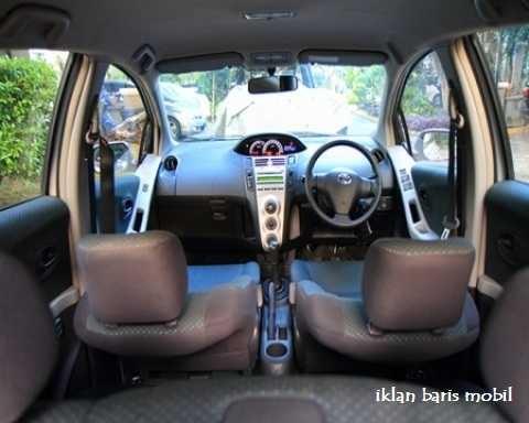 Dijual - Toyota Yaris 2008, iklan baris mobil
