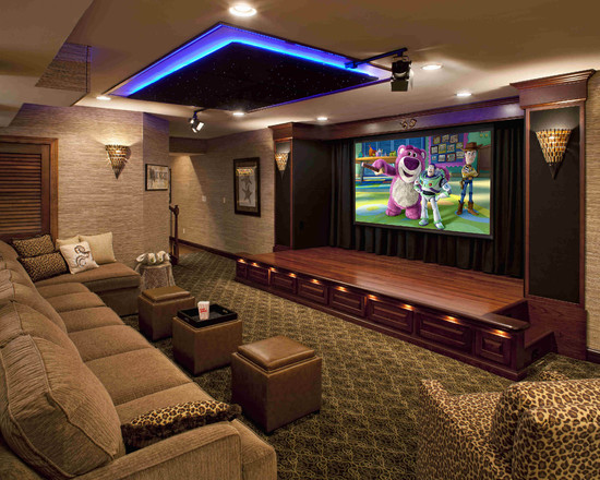 Tv Room Decorating Ideas
